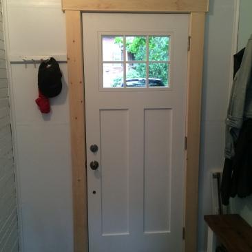 custom trim to match century house