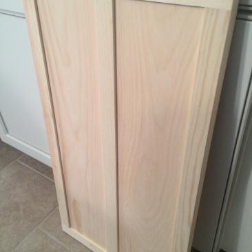 Door to hide Breaker panel