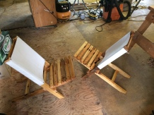 Cedar Camp chairs